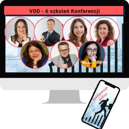 """VOD – Konferencja 2 """"Przygotuj się na burzliwy rynek pracy 2020 r."""""""