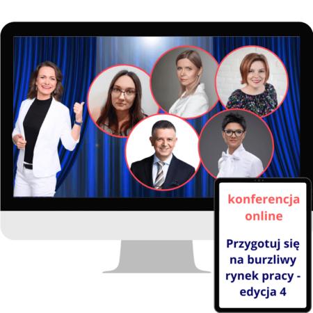 VOD Konferencja 4 – Przygotuj się na burzliwy Rynek pracy