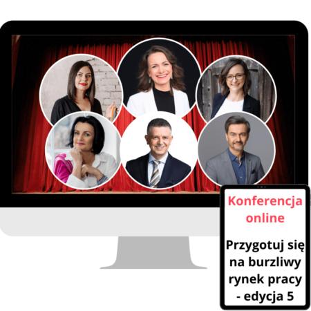 VOD Konferencja 5 – Przygotuj się na burzliwy Rynek pracy